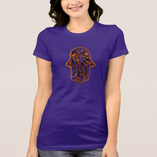 Hamsa-Mottled T-Shirt