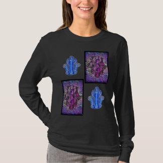 Hamsa Patchwork T-Shirt