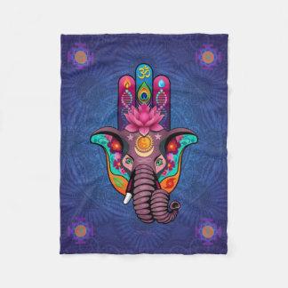 Hamsanesh Fleece Blanket