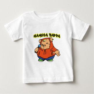 Hamsta Rappa - Hamster Rapper Baby T-Shirt