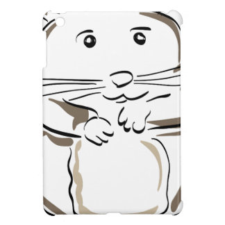 hamster-1530675 cover for the iPad mini