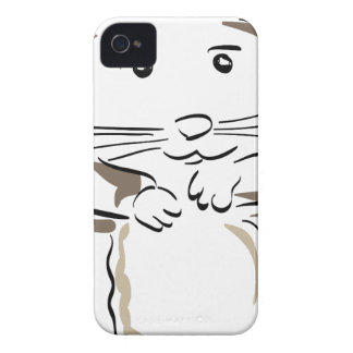 hamster-1530675 iPhone 4 covers