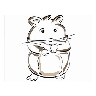 hamster-1530675 postcard