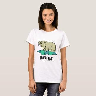 Hamster by Lorenzo Women's T-Shirt