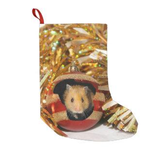 Hamster Christmas Small Christmas Stocking