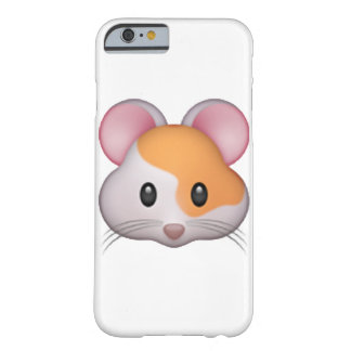 Hamster - Emoji Barely There iPhone 6 Case