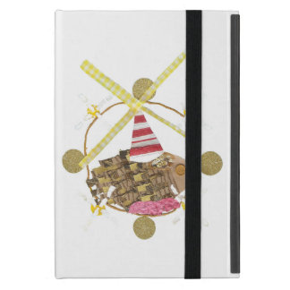 Hamster Ferris Wheel I-Pad Mini Case Cover For iPad Mini