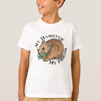 Hamster Friend T-Shirt