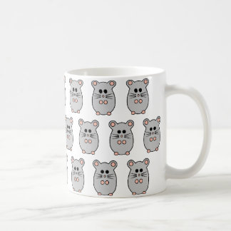 Hamster 'myham' mug