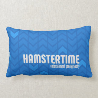 Hamster Time Lumbar Pillow