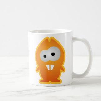 Hamsterlein Classic White Coffee Mug