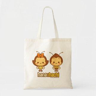 Hana and Hachi Tote Bag
