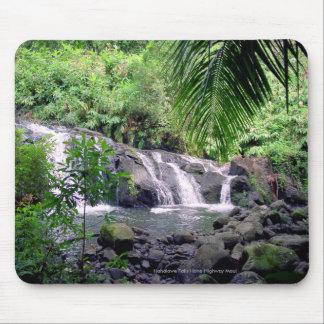 Hana Highway Hahalawe Falls Mouse Pad