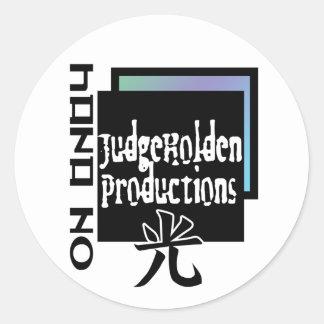 Hana No JudgeHolden Production Stickers