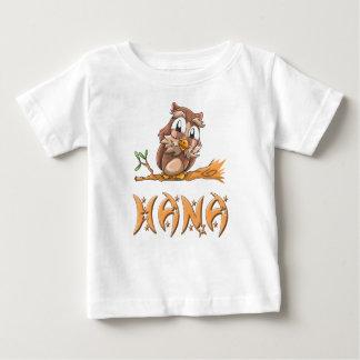 Hana Owl Baby T-Shirt
