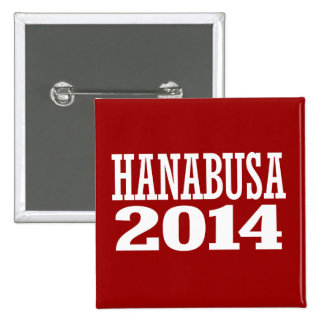 HANABUSA 2014 PINS