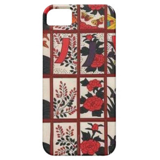 Hanafuda Love iPhone 5 Case