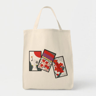 Hanafuda Tote Bag