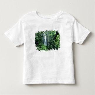 Hanakapiai Falls along the Na Pali Coast, Kauai, Toddler T-shirt