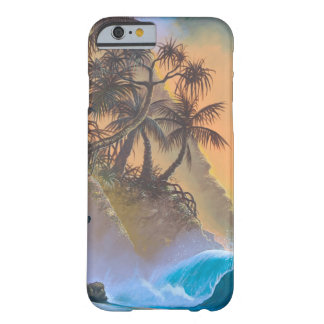 Hanalei Bay Beach Surf Barely There iPhone 6 Case