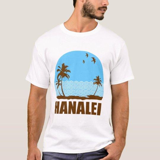 hanalei beach T-Shirt