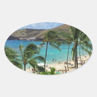 Hanauma Bay Hawaii - 2014 Vacation Stickers