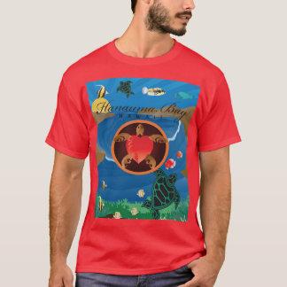 Hanauma Bay Hawaii Aloha Turtle T-Shirt