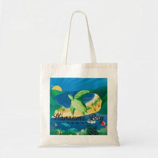 Hanauma Bay Hawaii Honu (turtle) Tote Bag