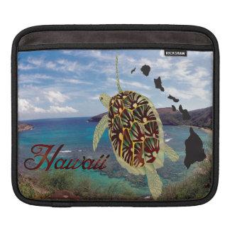 Hanauma Bay Hawaii iPad Sleeves