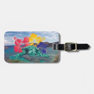 Hanauma Bay Hawaii Luggage Tag