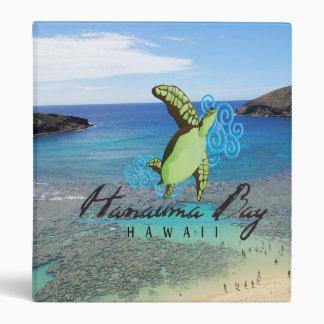 Hanauma Bay Hawaii Note Binder