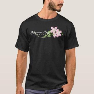 Hanauma Bay Hawaii plumeria Flowers T-Shirt