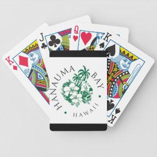 Hanauma Bay Hawaii Poker Deck