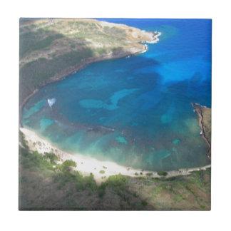 Hanauma Bay Hawaii Tile