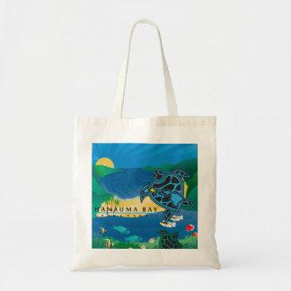 Hanauma Bay Hawaii Tote Bag
