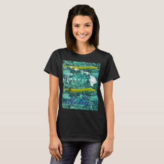 Hanauma Bay Hawaii trumpet fish T-Shirt