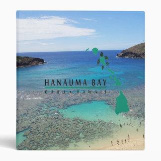 Hanauma Bay Hawaii Turtle Note Binder