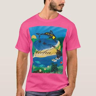 Hanauma Bay Oahu Hawaii Islands Aloha T-Shirt