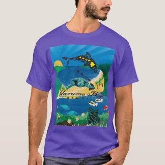 Hanauma Bay Oahu Hawaii Islands Turtle T-Shirt