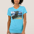 Hanauma Bay Oahu Hawaii Turtle T-Shirt