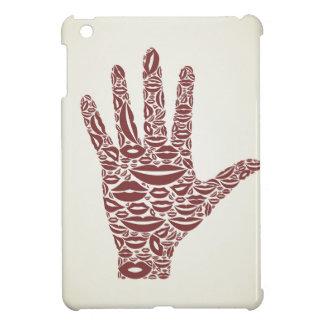 Hand a lip case for the iPad mini