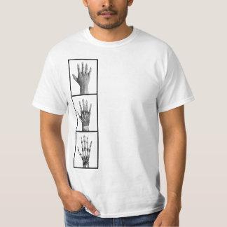 Hand anatomy drawings - vertical T-Shirt