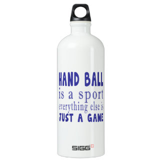 HAND BALL JUST A GAME