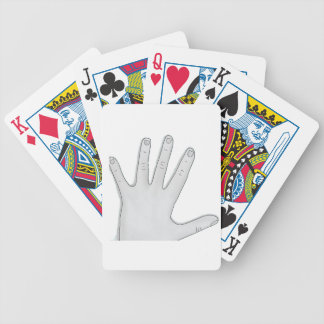 Hand Bicycle Playing Cards
