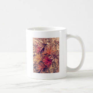 Hand carved wooden Forever flowers Coffee Mug