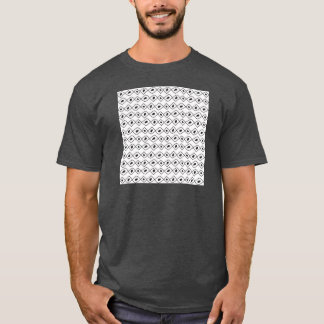 Hand drawn abstract african style texture T-Shirt