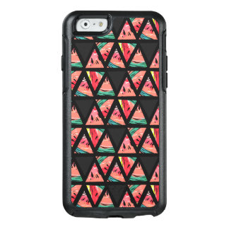 Hand Drawn Abstract Watermelon Pattern OtterBox iPhone 6/6s Case