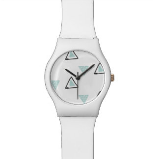 Hand Drawn Customizeable Color Pattern Watches