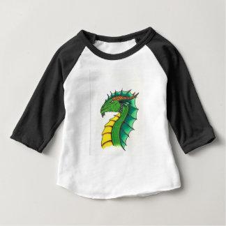 Hand drawn Dragon Baby T-Shirt