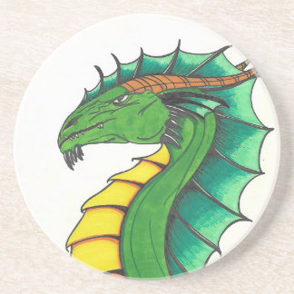 Hand drawn Dragon Coaster
